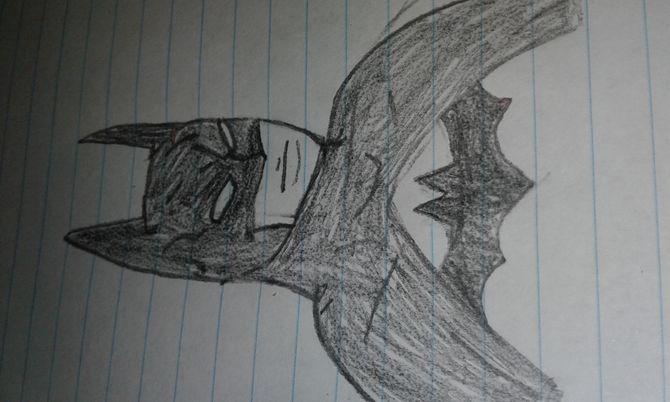 6 Ways To Draw Batman WikiHow