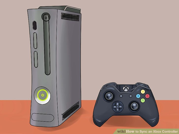 How To Sync An Xbox Controller 12 Steps With Pictures WikiHow