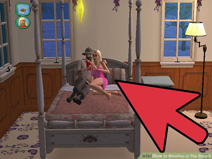 Image Titled Woohoo In Sims