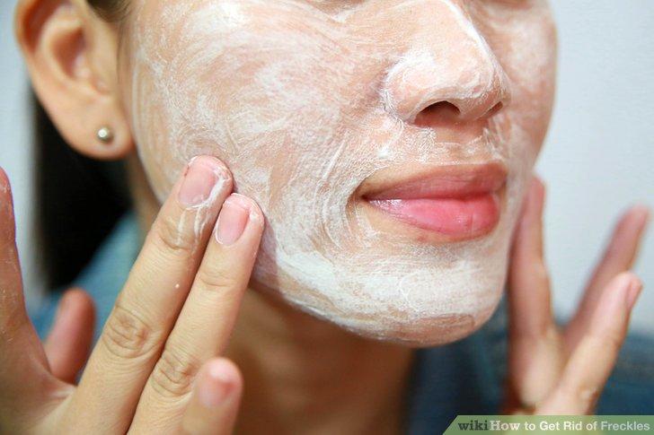 Face Fresh Cream Freckles
