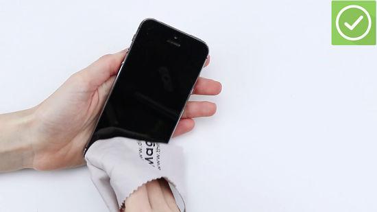 Kako ukloniti ogrebotine na mobilnom telefonu