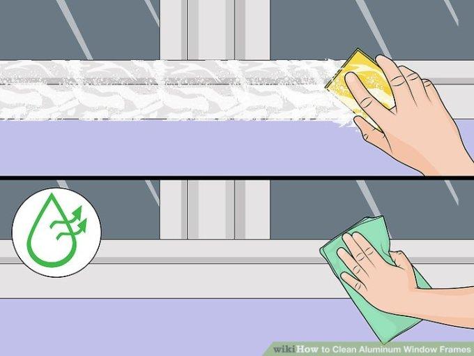Cleaning Aluminium Window Frames With Vinegar   Frameimage.org