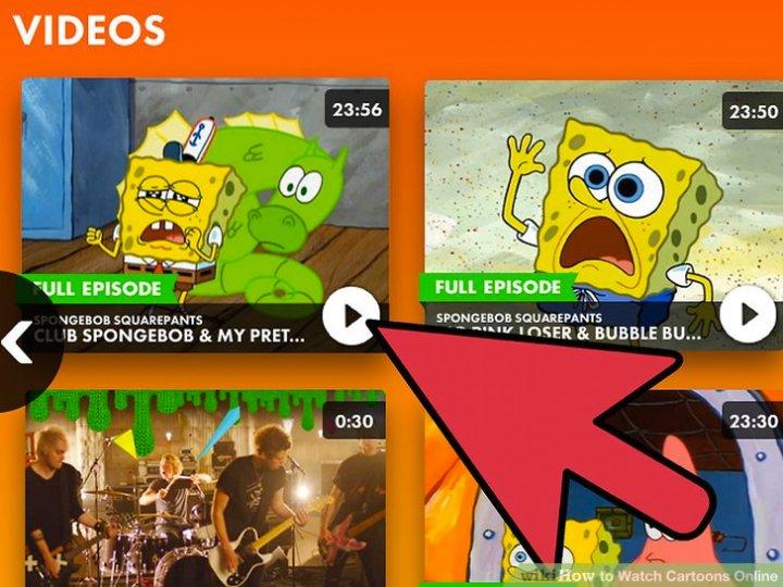 watch cartoons online | secondtofirst com