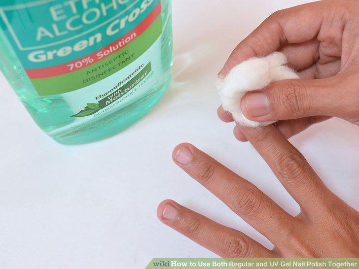 Image Led Use Both Regular And Uv Gel Nail Polish Together Step 3