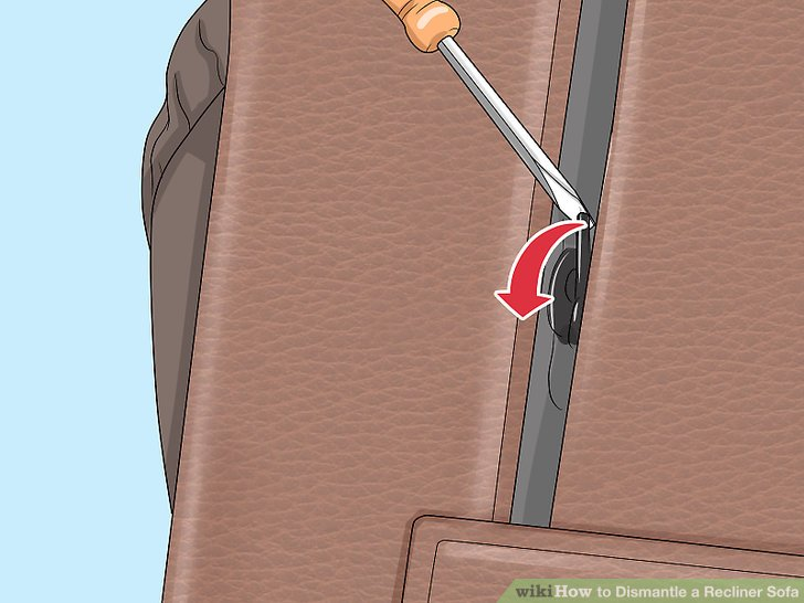 How To Remove The Back Off A Recliner Sofa Www Resnooze Com