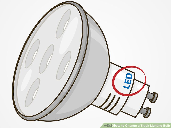 Track Lighting Bulbs How Change
