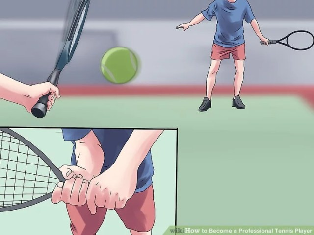 Image titled Hit a Tennis Forehand Step 5