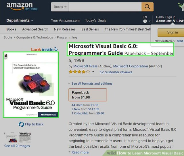 Image Titled Learn Microsoft Visual Basic Step 4