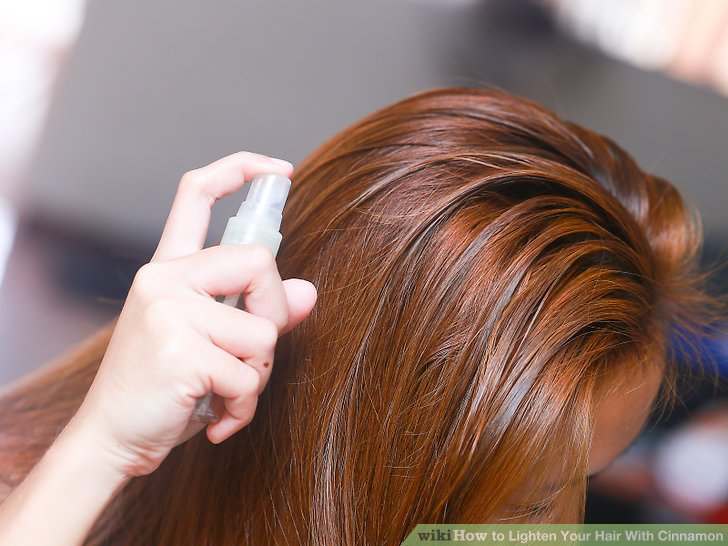 3 Ways To Lighten Your Hair With Cinnamon WikiHow