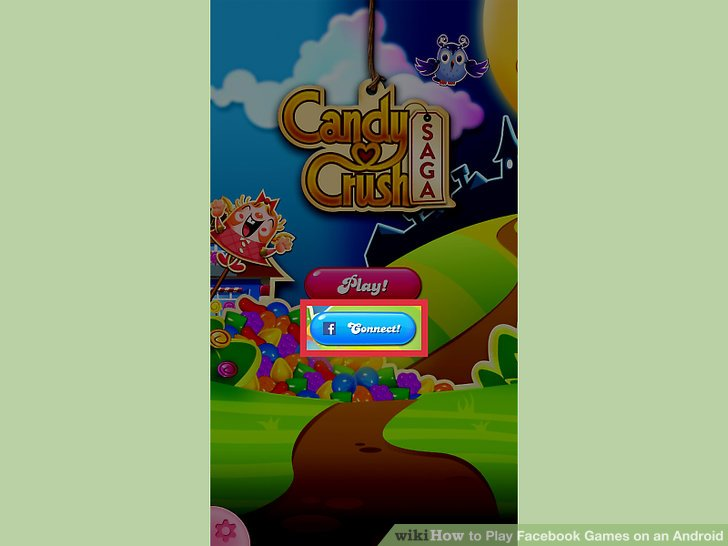 How to Play Facebook Games on an Android  14 Steps  with Pictures  Image titled Play Facebook Games on an Android Step 12