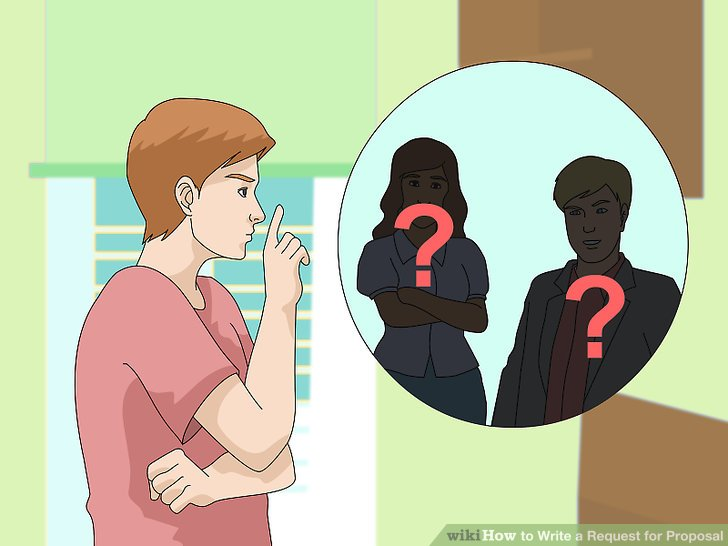 How to Write a Request for Proposal  with Pictures    wikiHow Image titled Write a Request for Proposal Step 8