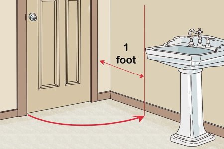 How to Design a Bathroom  with Pictures    wikiHow Image titled Design a Bathroom Step 8