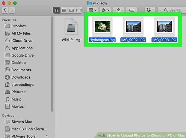 How to Upload Photos to iCloud on PC or Mac: 14 Steps