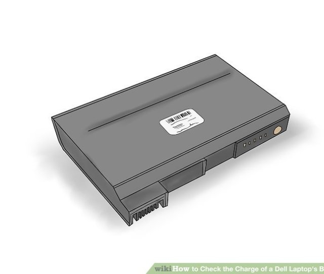 Image Titled Check The Charge Of A Dell Laptops Battery Step 6