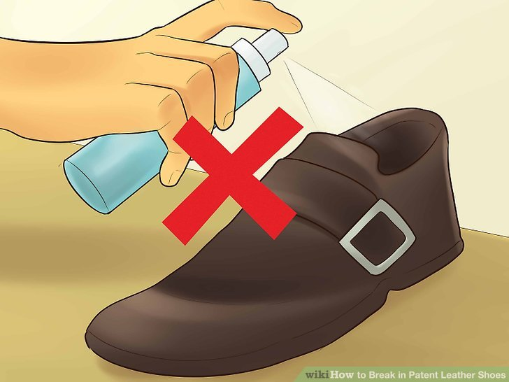Break in Patent Leather Shoes Step 5.jpg