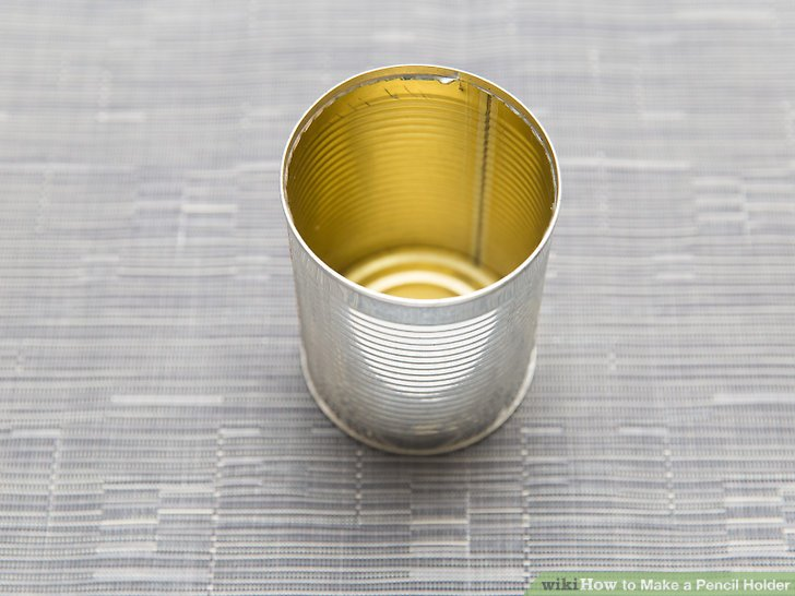 How To Make A Pencil Holder 13 Steps With Pictures