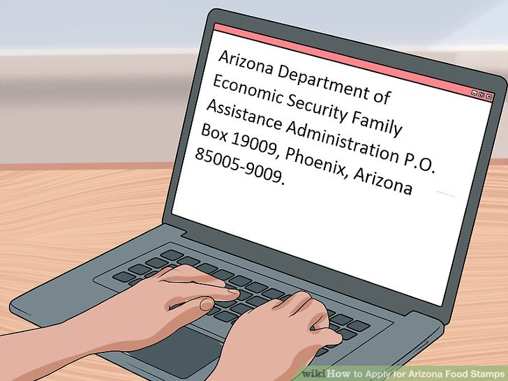 How Do You Apply Food Stamps Online