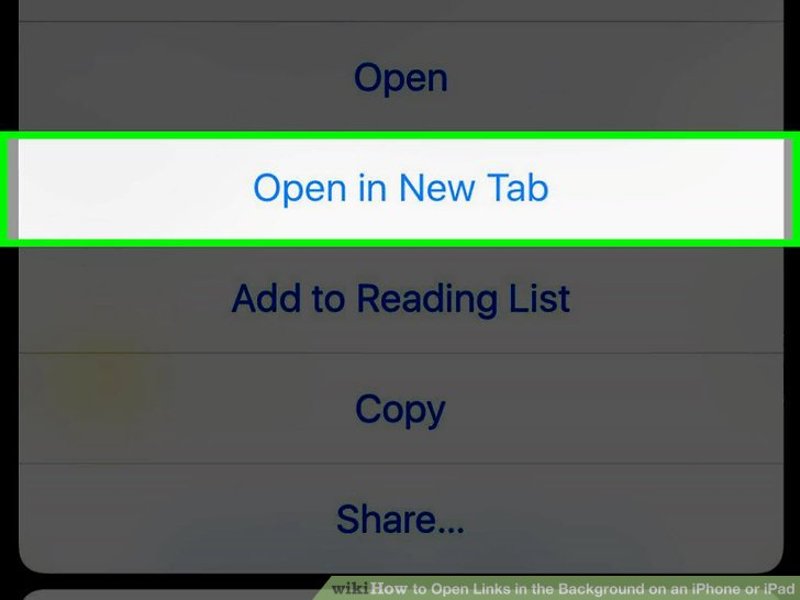 Open Links in the Background on an iPhone or iPad Step 10.jpg