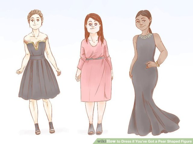 How to Dress if You ve Got a Pear Shaped Figure  with Pictures  Image titled Dress if You ve Got a Pear Shaped Figure Step 13