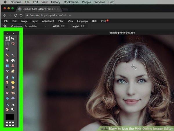 How to Use the Pixlr Online Image Editor: 8 Steps (with ...