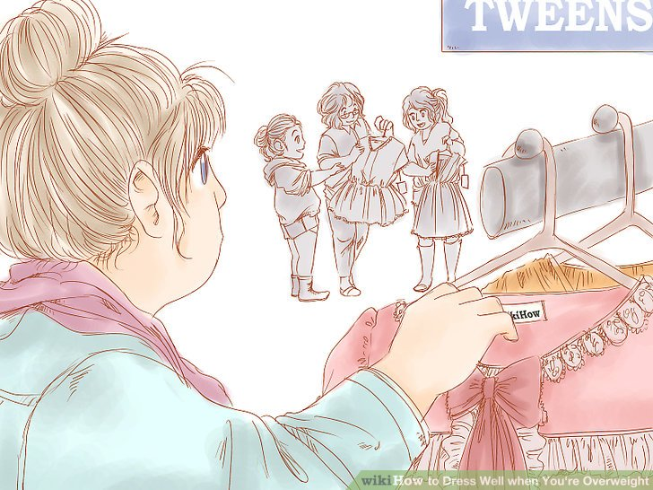 Image titled Dress Well when You're Overweight Step 12
