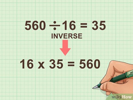 Answer for math problems