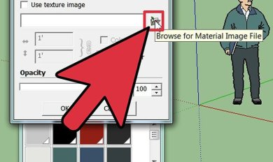 Sketchup Material Editor Enhanced Materials In Sketchup Enscape