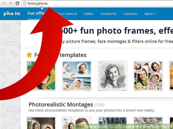 Photo Frame Fun Face Free Online   Frameswalls.org