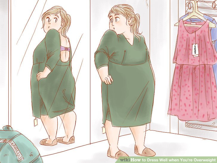Image titled Dress Well when You're Overweight Step 13