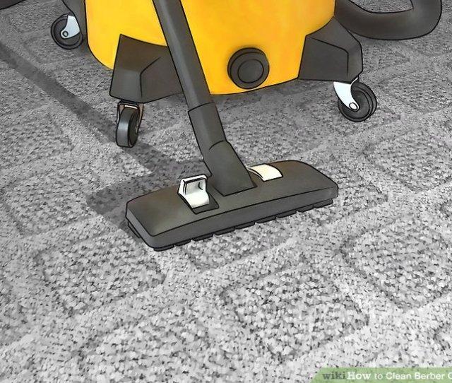 Image Titled Clean Berber Carpet Step