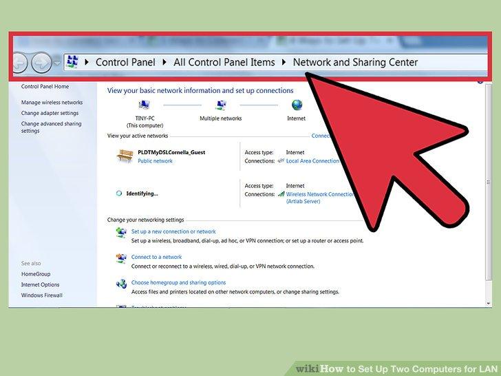 Manage Wireless Networks Windows 7