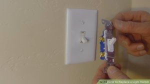 3 Ways to Replace a Light Switch  wikiHow