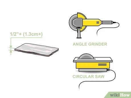 4 ways to cut slate wikihow