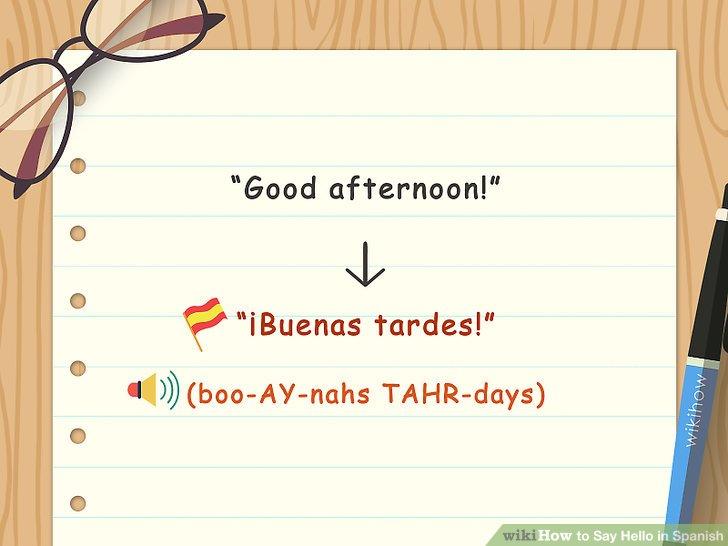 How Say Instead Spanish