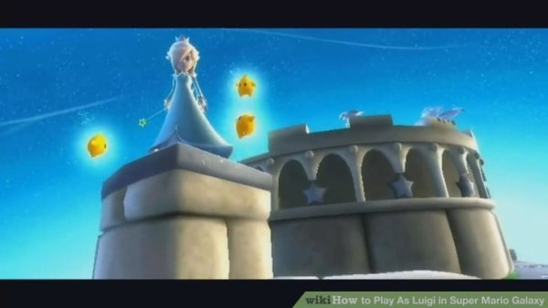How to Play As Luigi in Super Mario Galaxy: 6 Steps