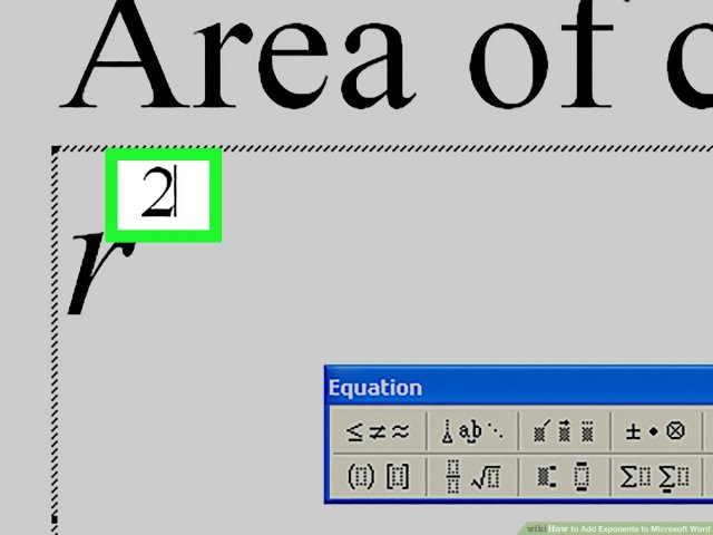 16 Ways to Add Exponents to Microsoft Word - wikiHow Tech