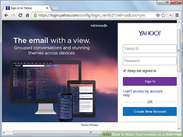 How to Make Text Invisible on a Web Page: 8 Steps (with ...