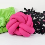 3 Ways To Make A Knot Pillow Wikihow