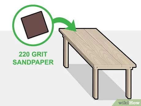 how to make a table with pictures