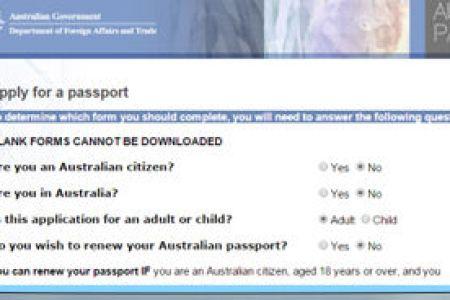 Invoice Templates 2019 Application Form For Australian Passport