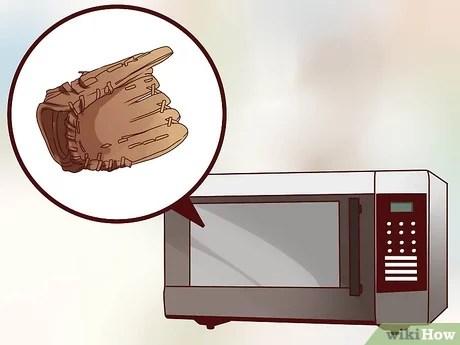3 ways to break in a softball glove