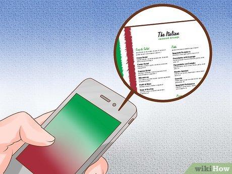 Ask italian restaurant