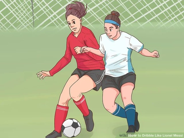 Image titled Dribble Like Lionel Messi Step 7