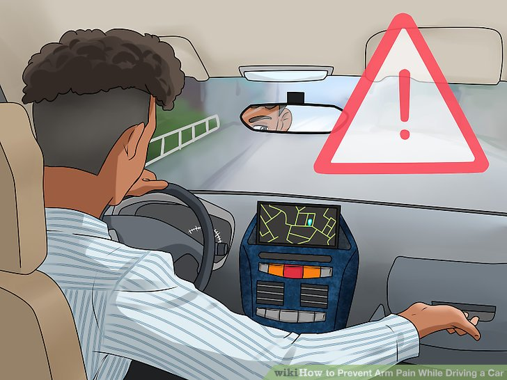 Prevent Arm Pain While Driving a Car Step 4.jpg