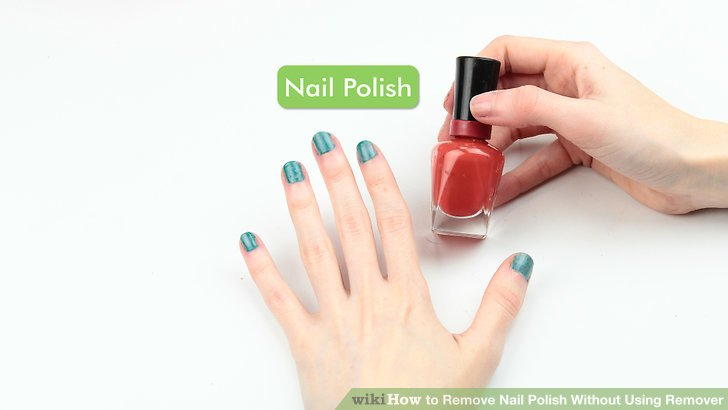 Image Led Remove Nail Polish Without Using Remover Step 10