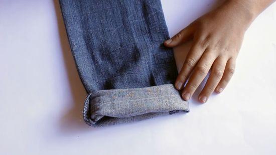 Come Fare Il Risvolto Ai Jeans 13 Passaggi