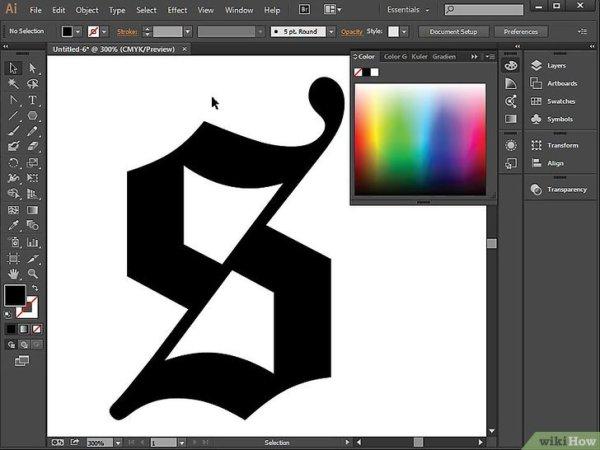 C243mo usar la herramienta del lazo en Adobe Illustrator
