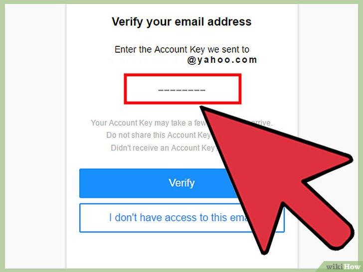 صورة عنوانها Change A Password in Yahoo! Mail Step 19