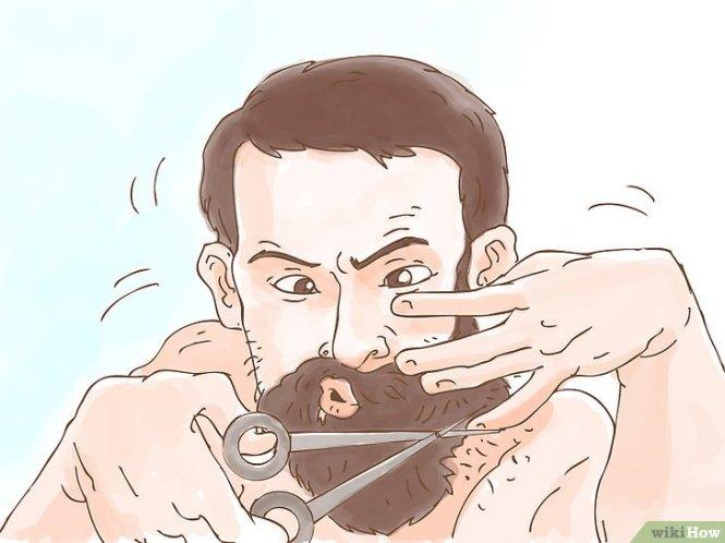 Gambar berjudul Grow a Van Dyke Beard Step 1Bullet1