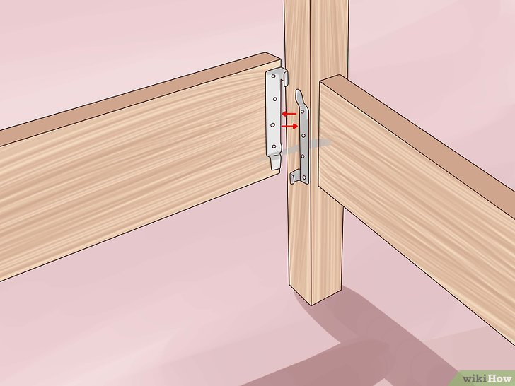 image intitulee build a wooden bed frame step 2